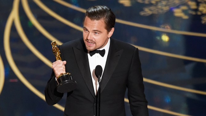Viral Desai CEO, Zenitex and Zenitex Congratulate Leonardo DiCaprio
